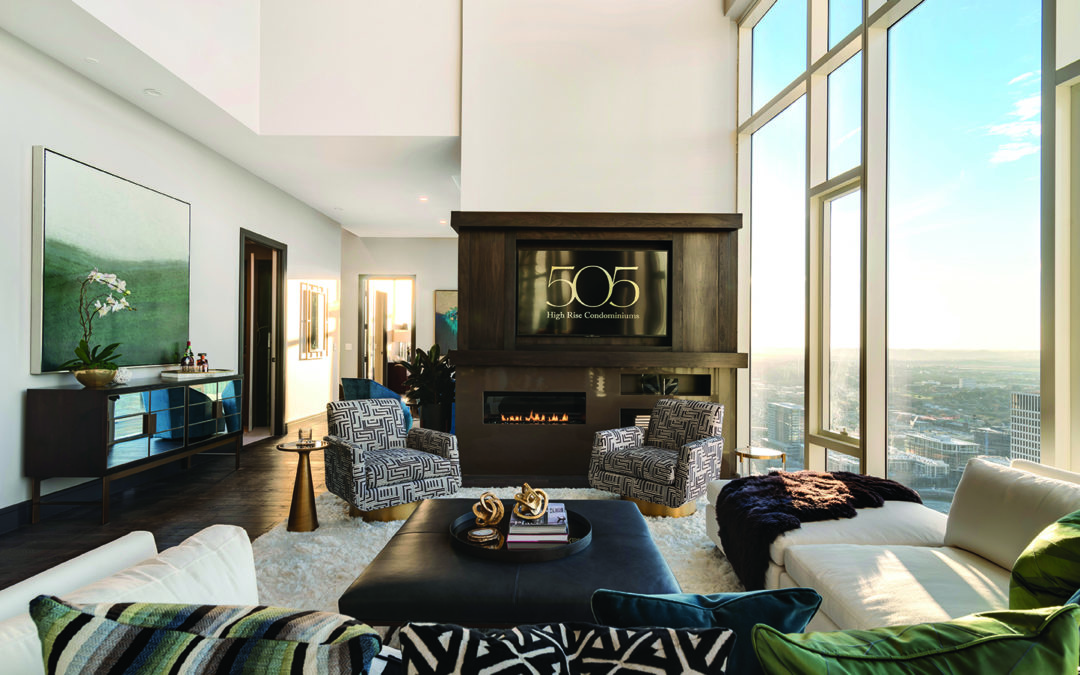 Highrise Luxury in The Heart of Nashville